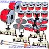 Toko Jual Alat Drum Band SMP 1 Set 24 Alat Super Quality