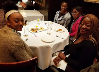 Peirce College Career Development Services Business Etiquette Luncheon