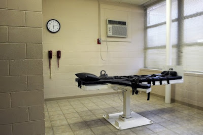 Louisiana's death chamber