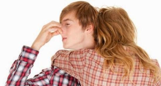 how to stop underarm odor