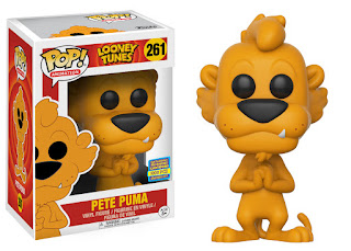 Pop! Animation: Pete Puma.