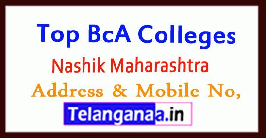 Top BCA Colleges in Nashik Maharashtra