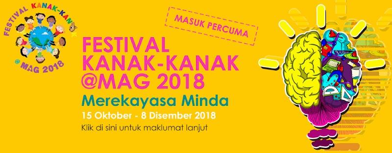 Festival Kanak-Kanak 2018 @ MuZium & Galeri Seni BNM