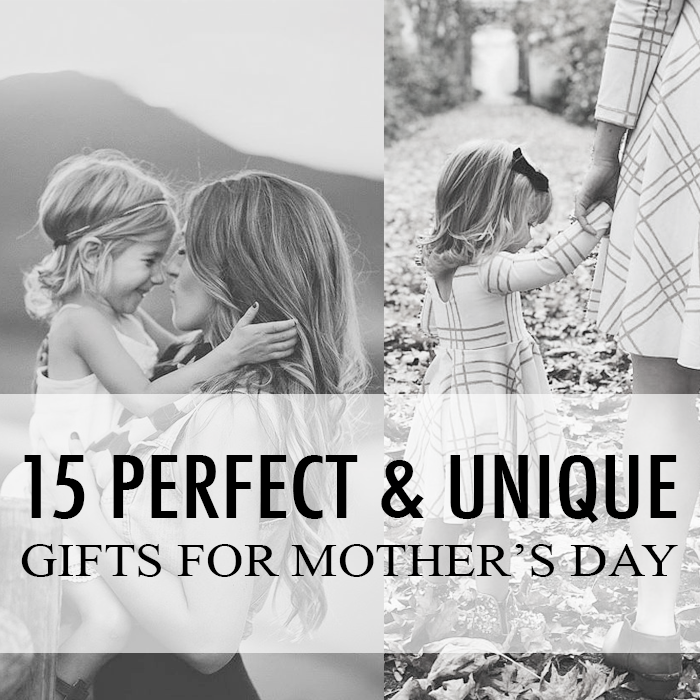 unique custom mother day gifts