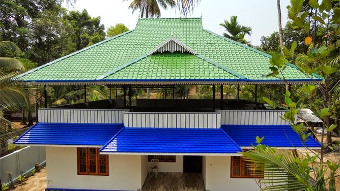 Kerala House Sheet Roof Models The Expert