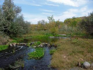 Клебан-Бик. Річка Бичок