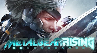 Cover Of Metal Gear Rising Revengeance Full Latest Version PC Game Free Download Mediafire Links At worldfree4u.com
