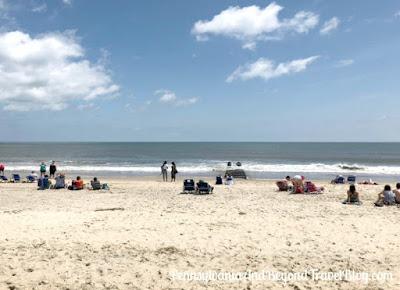 Beautiful Rehoboth Beach in Delaware