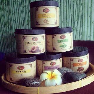 Set Biasa Lulur Sri Sari Herbs
