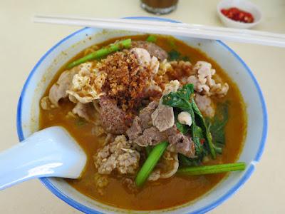Hai Xian Zhu Zhou (海鲜煮粥), Yishun
