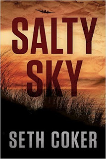 Salty Sky - A thrilling coastal adventure by Seth Coker