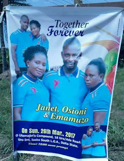 Man married two brides on one day