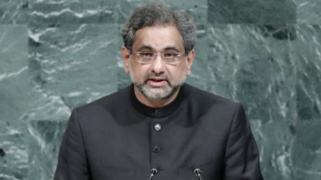 Elections will be held on time, PM Shahid Khaqan Abbasi tells political rivals