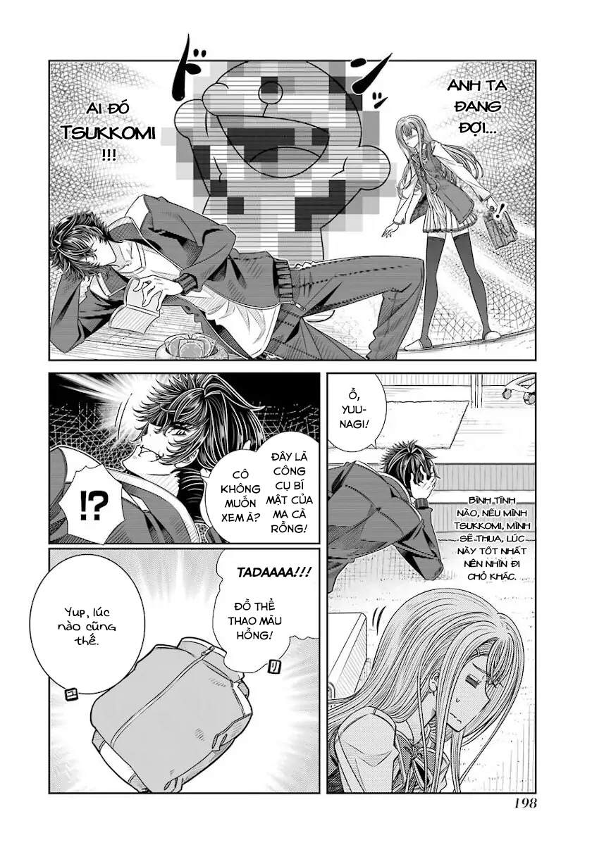 Seifuku No Vampireslod Chap 16.5 Trang 3