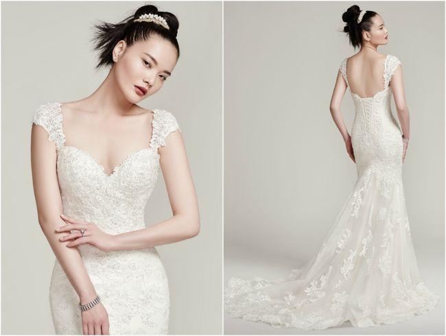 Divinos vestidos de novias | Coleccion Sottero and Midgley