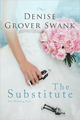 the substitute, denise grover swank, book review