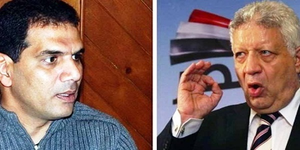 مرتضى منصور لرئيس لجنة الجكام:خليك مؤدب ومحترم