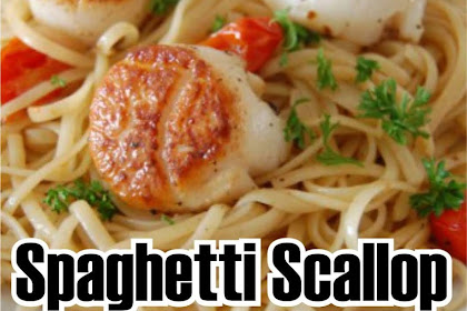 How To Make Spaghetti Scallop Butter Sauce