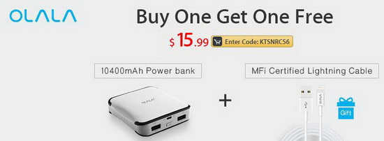 unnamed OLALA Spring Promotion: Buy One and Get One Free Technology