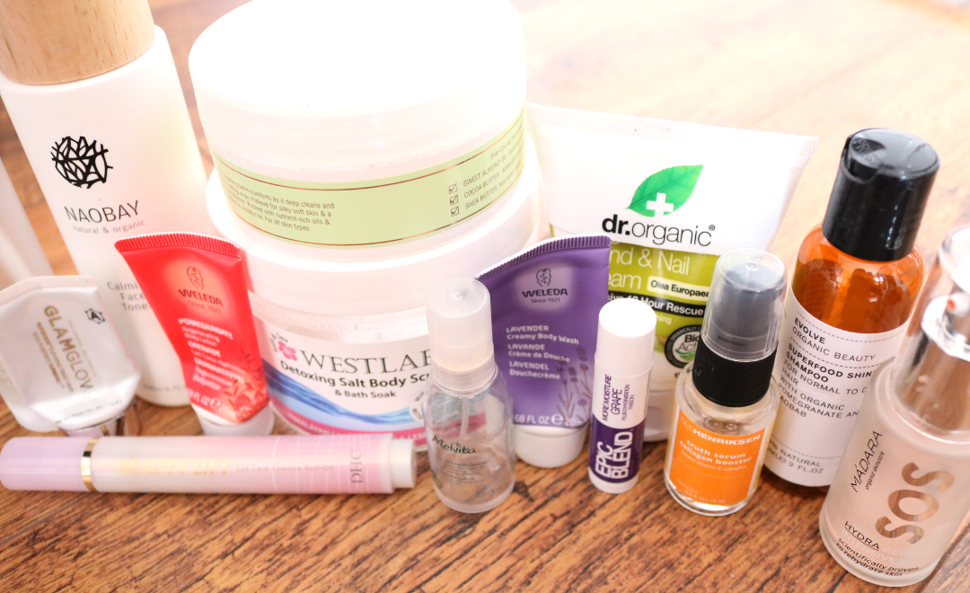 May Empties: Products I've Used Up