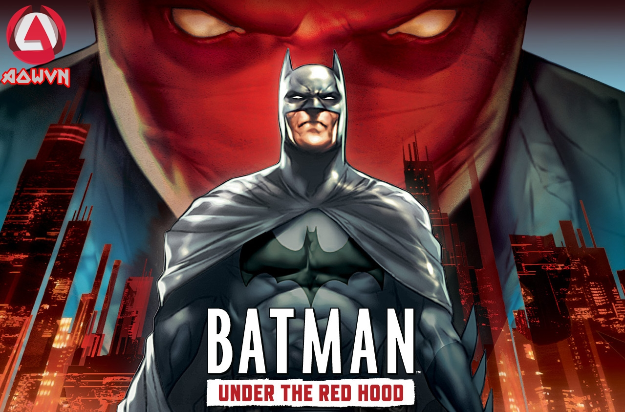 xwYgFGl - [ HH 3gp Mp4 ] Batman: Under The Red Hood | Vietsub - Cực hay
