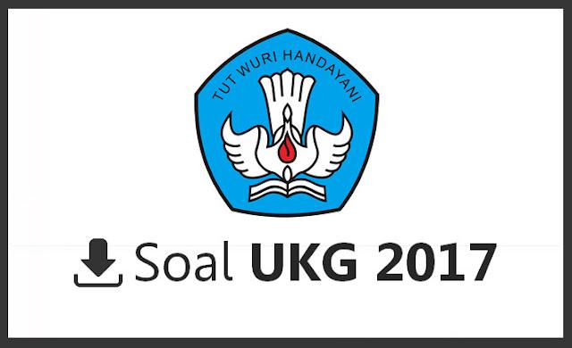 Contoh Soal UKG atau UTN PLPG 2017