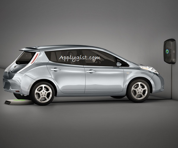 Complete Wireless Charging System for Nissan LEAF