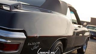 Pontiac Le Mans Batmobile
