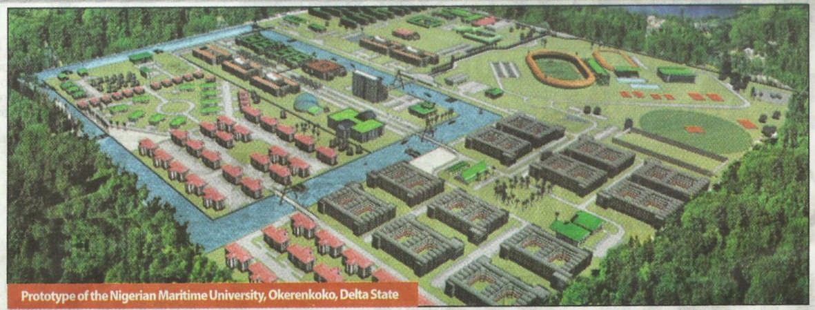 Nigeria Maritime University Okerenkoko