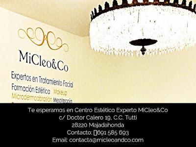 Centro Estético Experto MiCleo&Co en Majadahonda