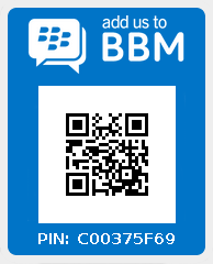 JOIN OUR BBM CHANNEL!!