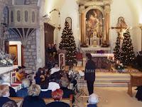 Božićni koncert Bol slike otok Brač Online