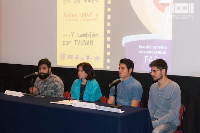 Muestra Fílmica del Centro Universitario de Estudios Cinematográficos de la UNAM 2016