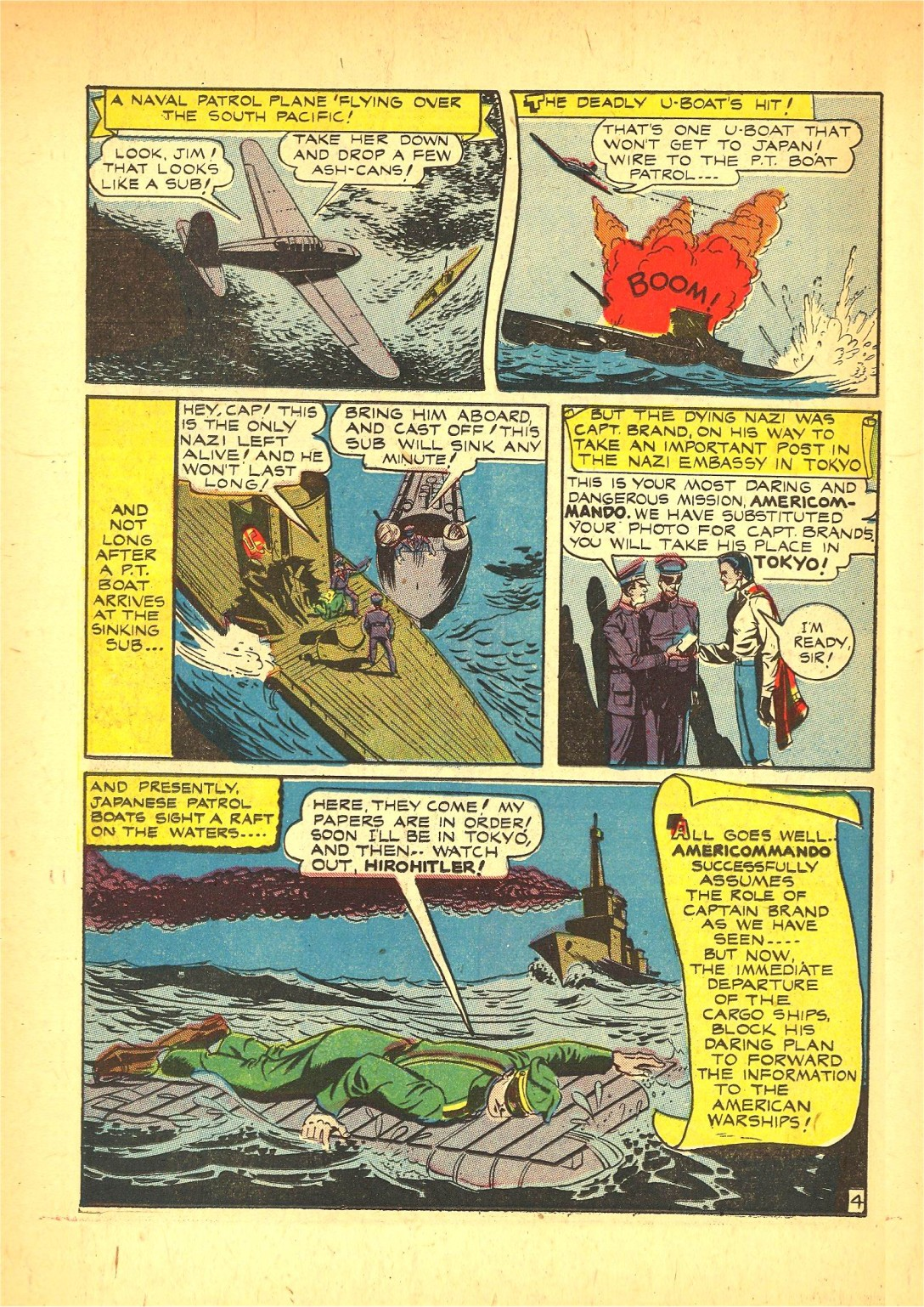 Read online Action Comics (1938) comic -  Issue #72 - 43