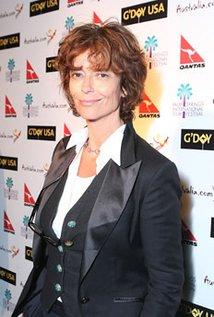 Rachel Ward. Director of Palm Beach