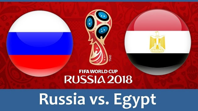 Russia vs Egypt 17th FIFA WORLD CUP 2018  Predictions & Betting Tips, FIFA WORLD CUP 2018 Today Match Predictions