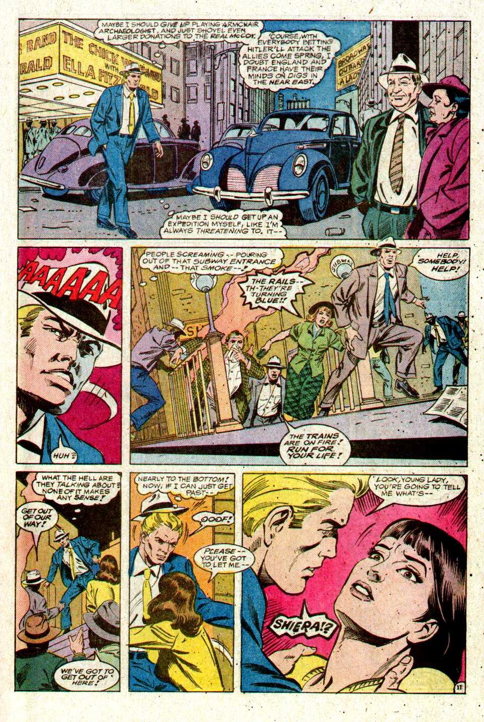 Read online Secret Origins (1986) comic -  Issue #11 - 28