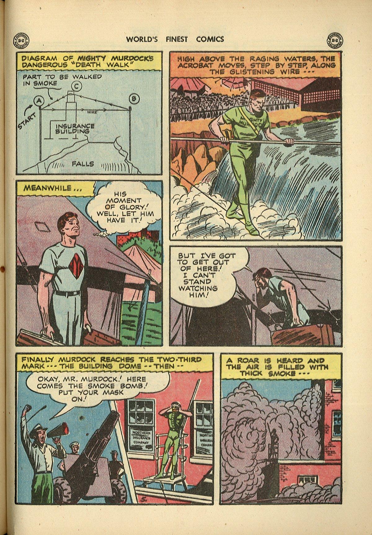 Read online World's Finest Comics comic -  Issue #26 - 55