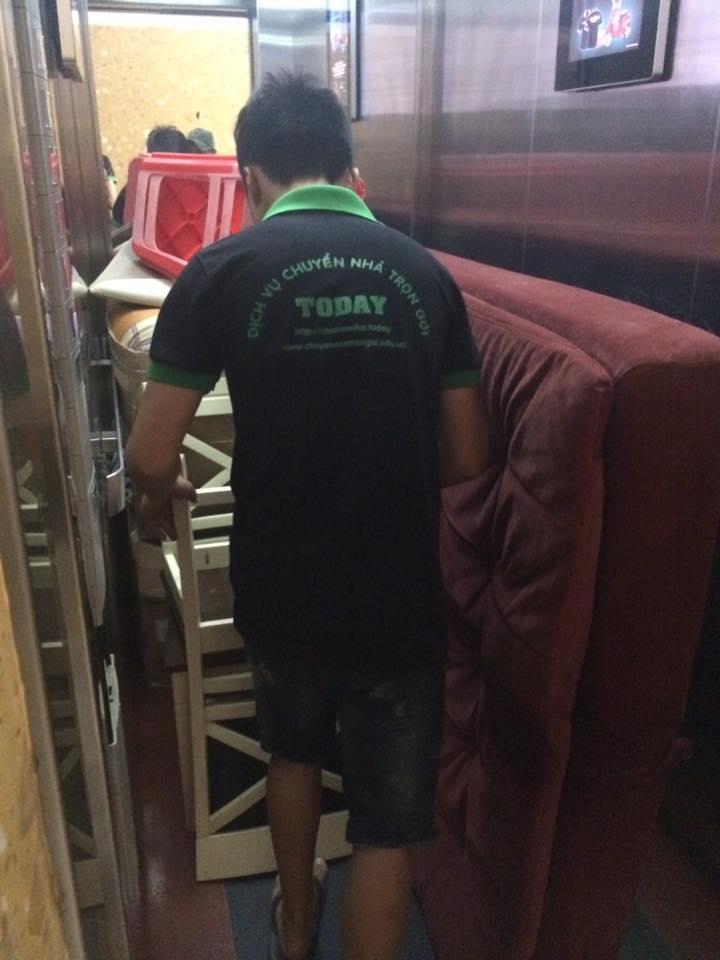 Thợ chuyển nhà trọn gói Thái Phong