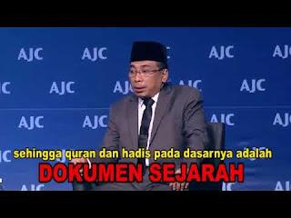 Gus Yahya Anggap Al-Qur' an Sebagai 'Dokumen Sejarah', Ini Kata Gus Nadir...
