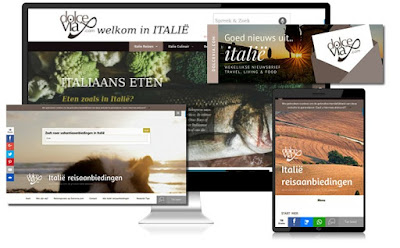 Advertise your Italian business or holiday property directly to Dutch and Belgian consumers