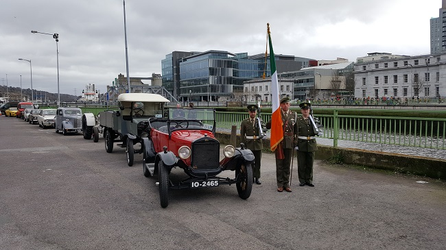 Ford celebrates 100 years in Ireland