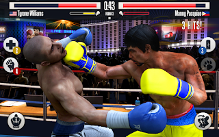 Real Boxing Manny Pacquiao v1.1.0 Mod