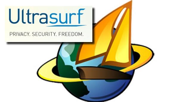 UltraSurf 18.02 - Προστασία της ιδιωτικής ζωής και ασφάλεια δεδομένων
