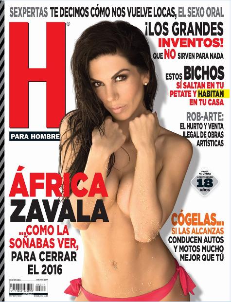Africa Zavala Revista H Pdf