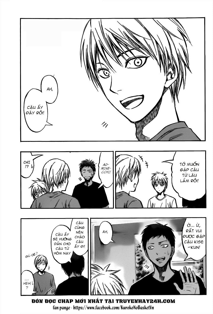 Kuroko No Basket chap 210 trang 15