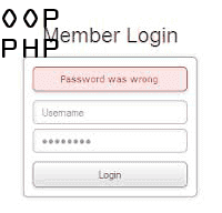 PHP OOP-Login Register System By Alex Garret