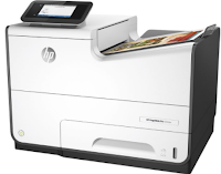 The HP PageWide Pro 500 series includes HP PageWide Pro 552dw and HP PageWide Pro MFP 577dw.