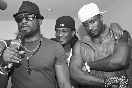 psquare fight staged promote upcoming album