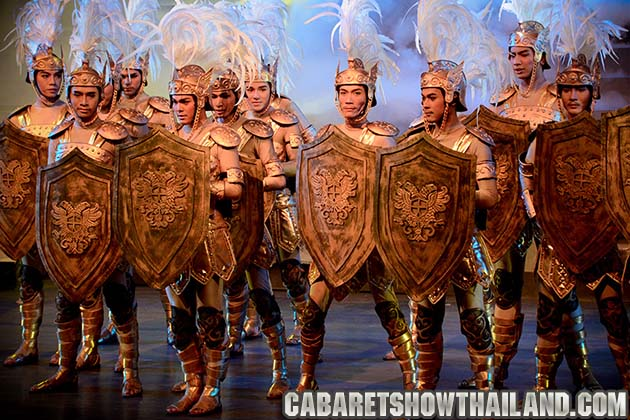 Colosseum Show Pattaya Cabaret Show Pattaya Thailand